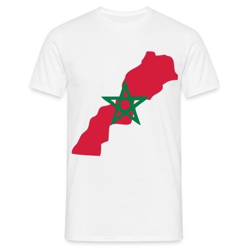 T-Shirt Maroc - T-shirt Homme