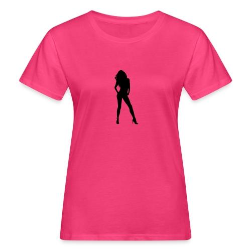 woman - Naisten luonnonmukainen t-paita