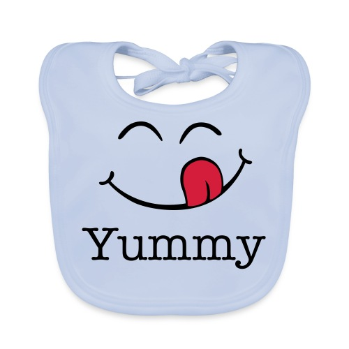 The Yummy Baby - Baby Organic Bib