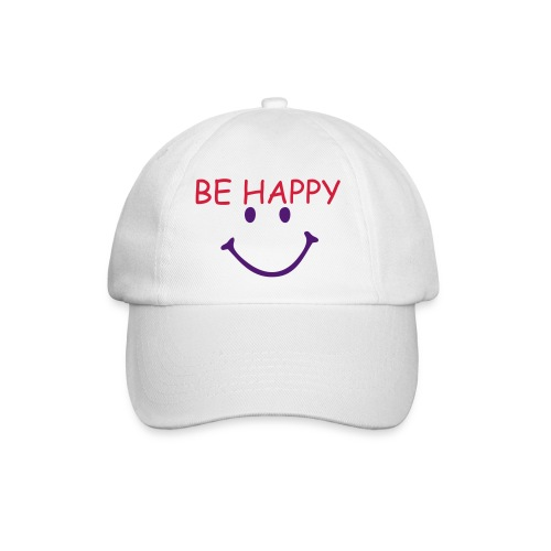 BE HAPPY CAP - Baseball Cap