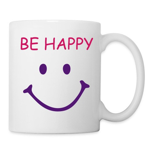 BE HAPPY MUG - Mug