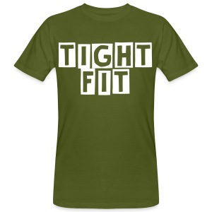 Tight Fit - Men's Organic T-shirt