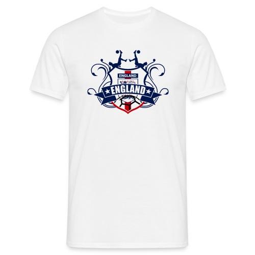 ENGLAND Soccer  - Men's T-Shirt