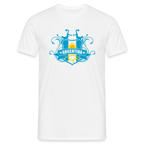ARGENTINA maillots de football - T-shirt Homme