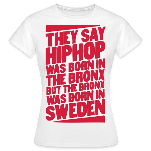 Bronx ladies - T-shirt dam