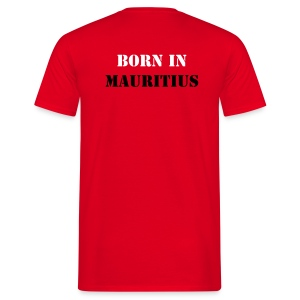 BORN RED - T-shirt Homme