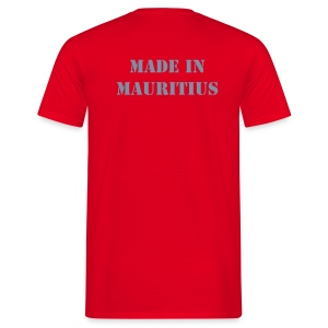 MADE RED - T-shirt Homme