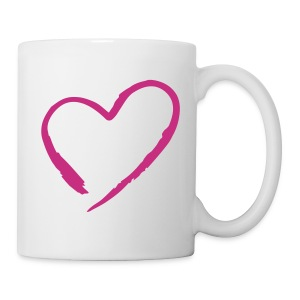 Mug Heart collection - Tazza