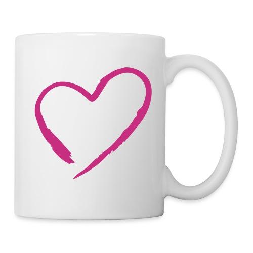 Mug Heart collection - Tazza