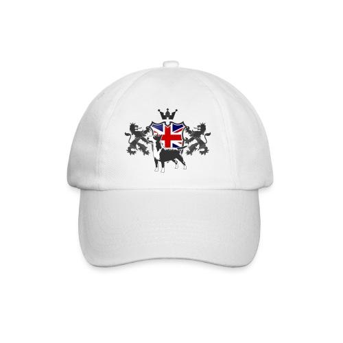Bullterrier Union Jack Ru CAP - Baseball Cap
