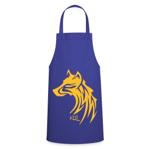 Tablier Loup Tribal KDL - Tablier de cuisine