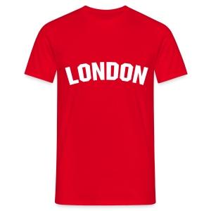 Cockney Red - Men's T-Shirt