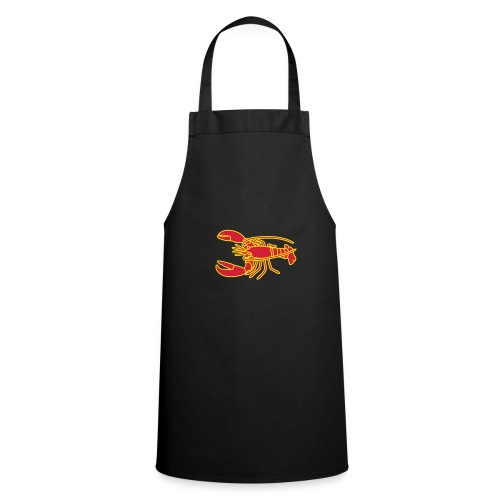 Kochschürze-Hummer - Kochschürze