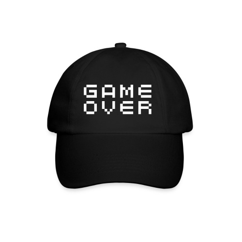 GAME OVER - Baseball Cap