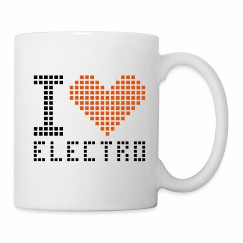 I Love Electro - Tasse