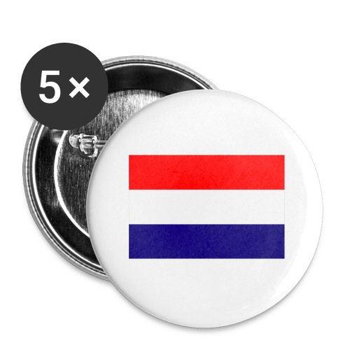 Holland Button - Buttons groot 56 mm (5-pack)