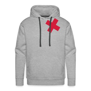 X marks the spot! - Men's Premium Hoodie
