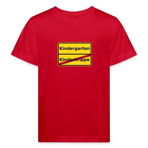 Kindergarten - Kinder Bio-T-Shirt