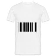 Tee shirts ~ Tee shirt Homme ~ Tee shirt code barre