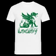 T-Shirts ~ Men's T-Shirt ~ Ledley Celtic Dragon