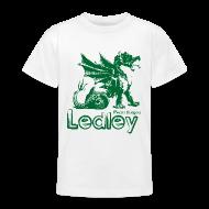 Shirts ~ Teenage T-shirt ~ Ledley Celtic Dragon