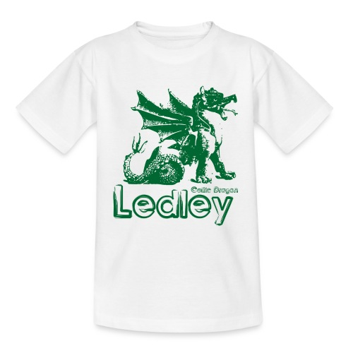 Ledley Celtic Dragon - Teenage T-Shirt