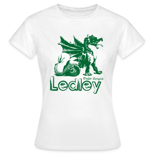 Ledley Celtic Dragon - Women's T-Shirt