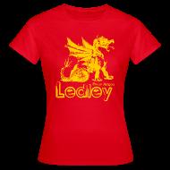 T-Shirts ~ Women's T-Shirt ~ Ledley Celtic Dragon