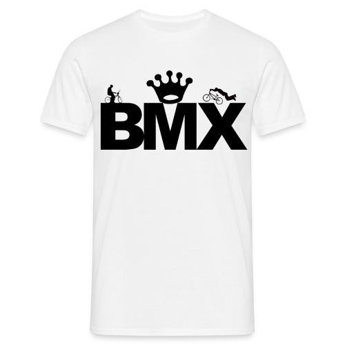 BMX Man T-Shirt - Koszulka męska