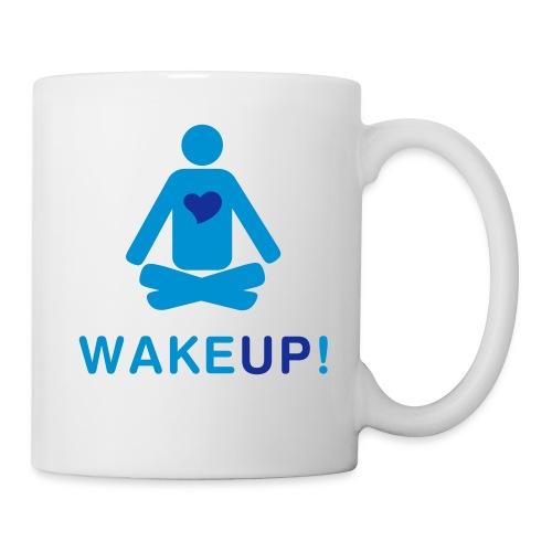wake up! - Mug