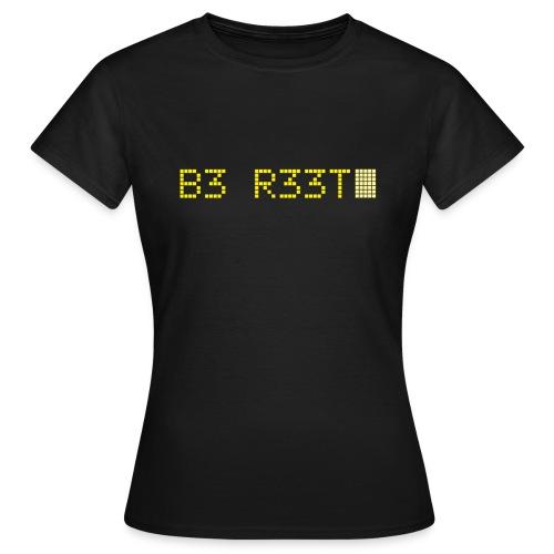 B3 R33T - Yellow - Women's T-Shirt