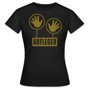 Shirt Handaufleger - Frauen T-Shirt