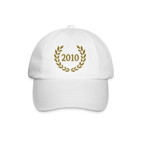 casquette palmes 2010 - Casquette classique