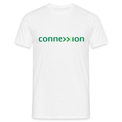 Standaard wit t-shirt - Mannen T-shirt