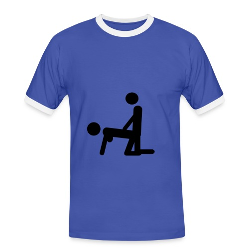 MPO LUCKY NUMBER 7 - Men's Ringer Shirt