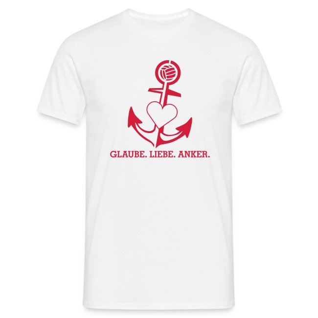 T-Shirt mit Anker