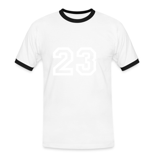 Enigma 23 - Men's Ringer Shirt