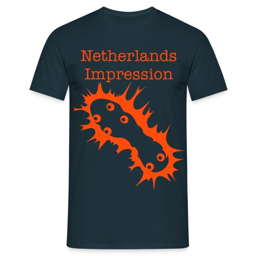 Netherlands Impression 1 - Männer T-Shirt