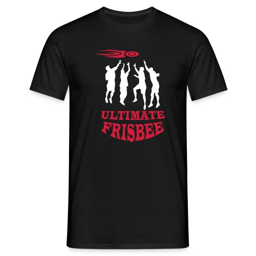 Ultimate Frisbee BariDisc Maglietta - Maglietta da uomo