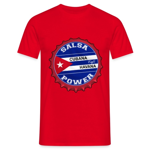 Salsa power - T-shirt Homme