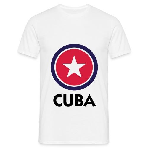 Cuba Star - T-shirt Homme