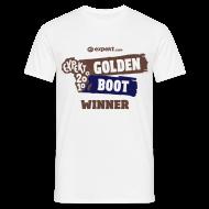 T-Shirts ~ Men's T-Shirt ~ Men's Expekt Golden Boot winner T-shirt