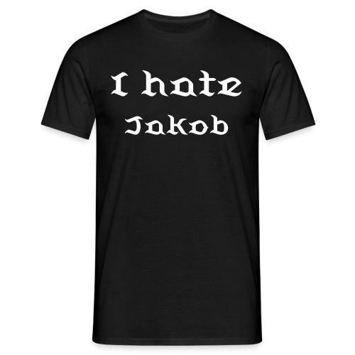 Sucks Jakob - Männer T-Shirt