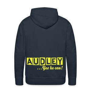 Audley Yes He can - Men's Premium Hoodie