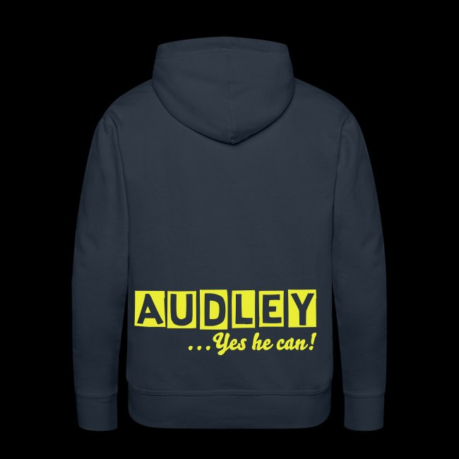 Audley Yes He can