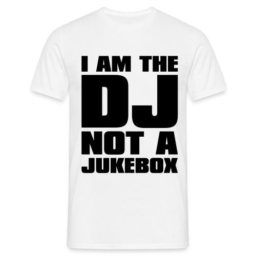 Yo elijo la música - Camiseta hombre
