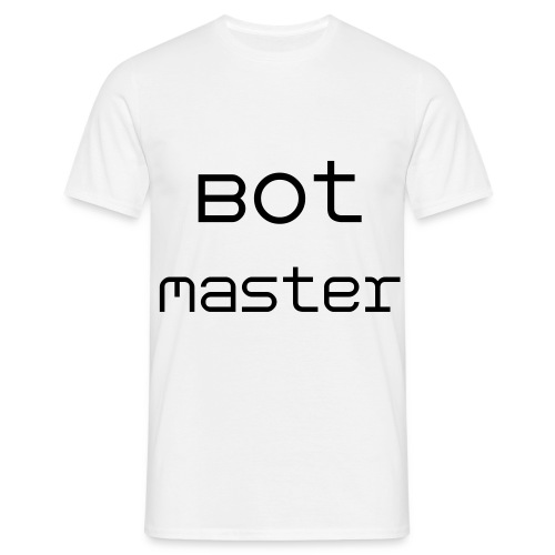 Bot Master - Men's T-Shirt