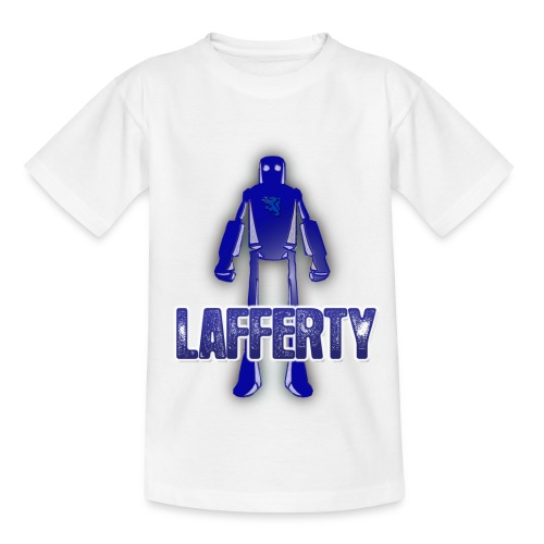 Lafferty The Robot - Teenage T-Shirt