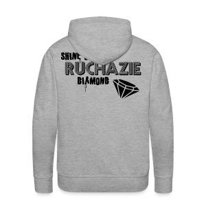 Shine on Ruchazie Diamond - Men's Premium Hoodie