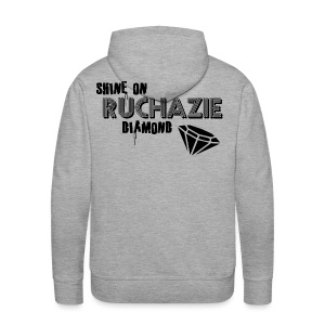 Shine on Ruchazie Diamond - Men's Premium Hoodie